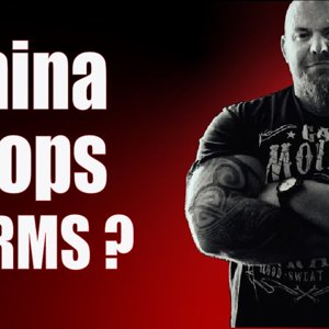 SARMs and RAW HORMONE Production Shut Down in China? DRUGS n STUFF BODYBUILDING PODCAST 38 (clip)