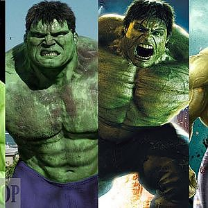 Hulk Cast: 1978, 1988, 1990, 2003, 2008, 2012, 2015, 2017 - Hulk Movie Actors -